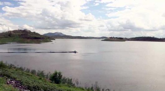 Chuvas provocam cheias nos rios Paraíba e Taperoá e elevam volume de água do açude de Boqueirão