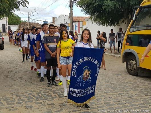 Jogos-Escolares-e-Paraescolares-2018- Arquivo 11ªGRE de Princesa-Isabel