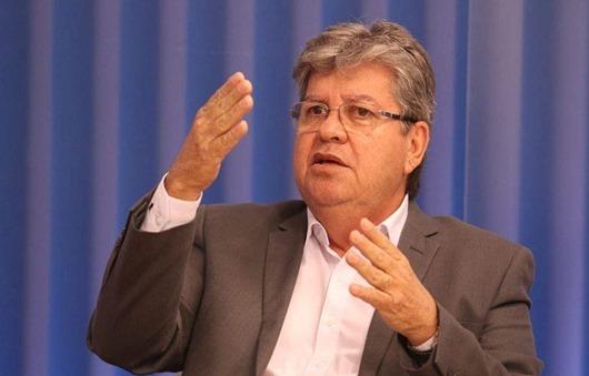João Azevêdo_Mensagem do Governo