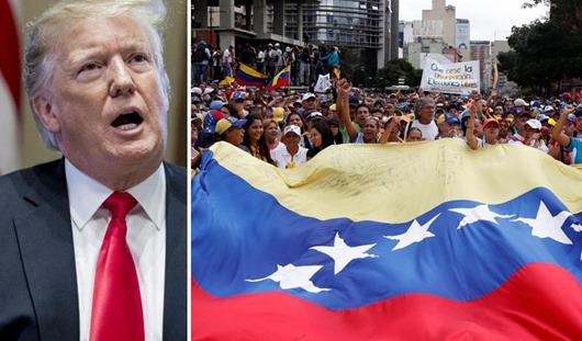 Venezuela é parte do plano de Trump para dominar Américas, diz WSJ