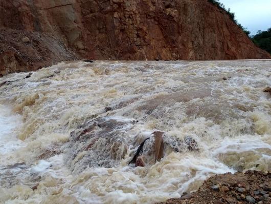Barragem Pedra Lisa-Imaculada