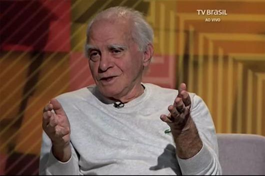 Ignácio de Loyola Brandão-TV Brasil