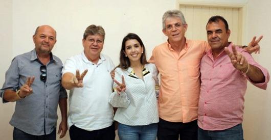 João-Azevêdo-Ricardo-Coutinho-Ana-Lorena-PSB