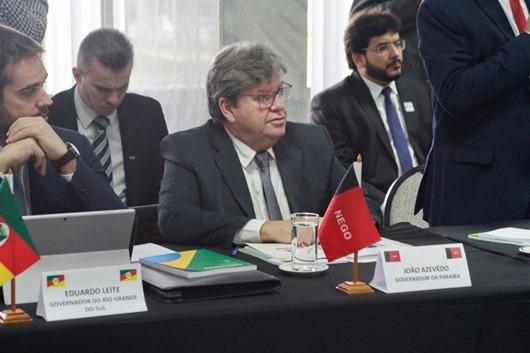 João Azevêdo_Fórum de Governadores