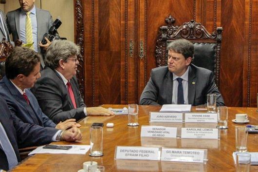 João Azevêdo_audiência_ministério
