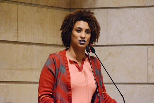 Marielle Franco-Câmara Municipal do Rio