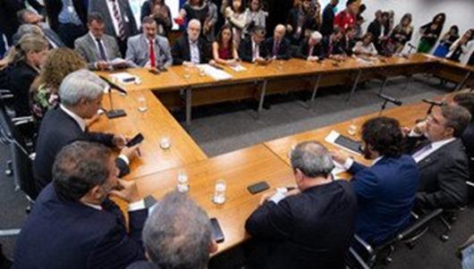 Oposição está unida contra a Reforma da Previdência, afirmam líderes