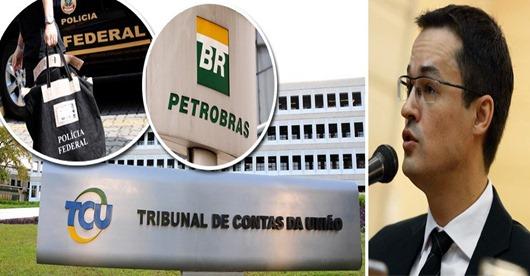 TCU pode bloquear bens de dirigentes da Petrobrás por fundação da Lava Jato
