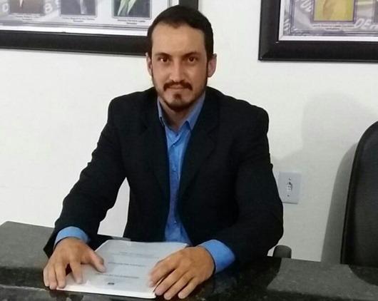 Vereador Zé de Coquinha-São José de Princesa