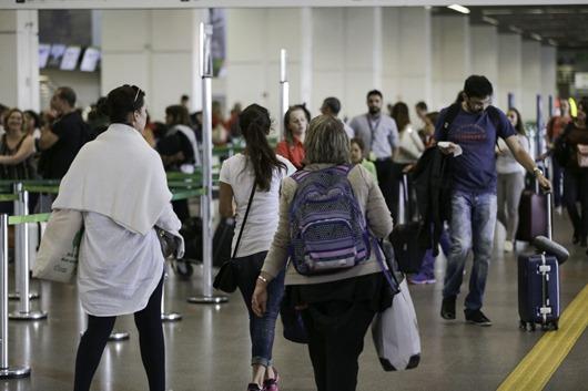 aeroporto-Arquivo Agência Brasil