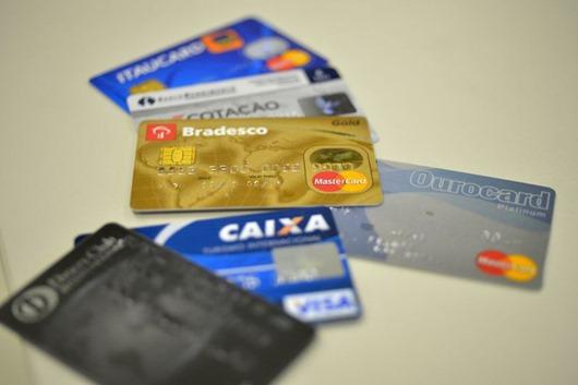 cartões de crédito-Agencia Brasil
