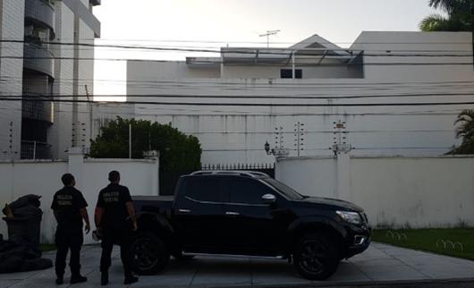 casa de roberto santiago_Divulgação-PF