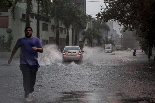 chuva em São Paulo-Arquivo Agência Brasil