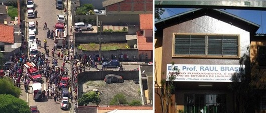 massacre em Suzano