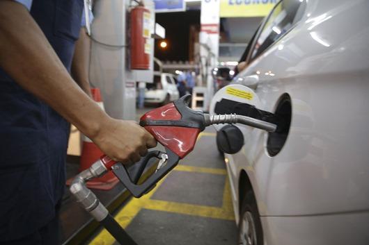 posto de combustíveis-Arquivo Agência Brasil
