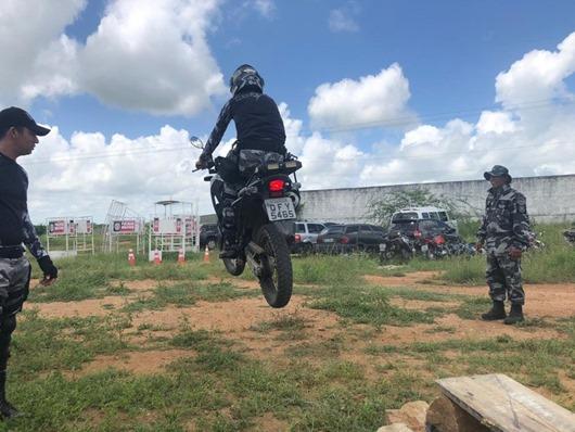 Capacitação de policiais militares no Sertão deve garantir mais agilidade no atendimento de ocorrências