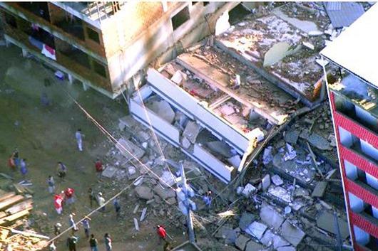 Divulgação-Centro de Operações da Prefeitura do Rio