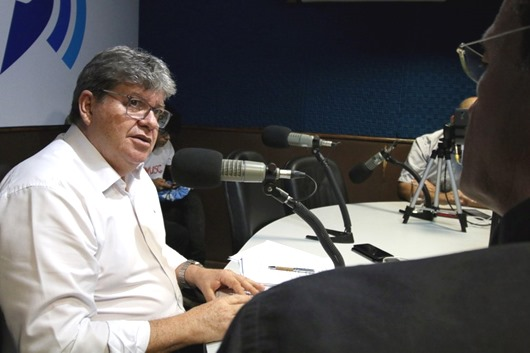 João Azevêdo-Fala Governador