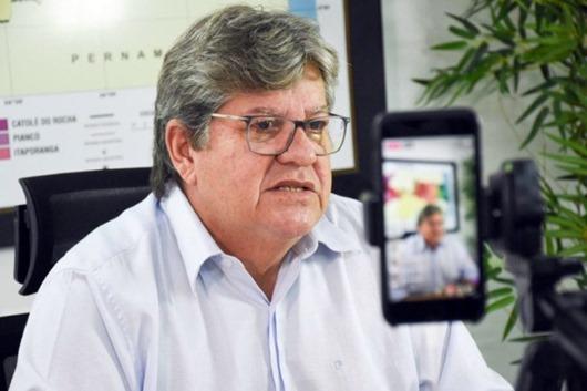 João Azevêdo-plano de segurança de barragens