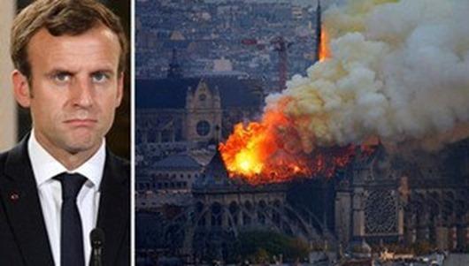 Macron_Notre-Dame