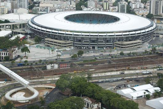 Estádio do Maracanã (ME/Portal da Copa/Daniel Basil)