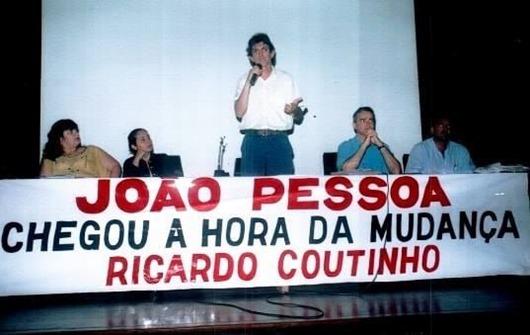 Ricardo Coutinho 2004-Reprodução-Facebook