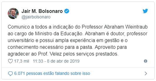 bolsonaro-rede social