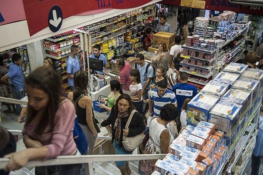 comércio varejista-Arquivo Agência Brasil