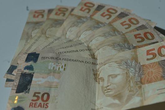 notas de Real-Agência Brasil