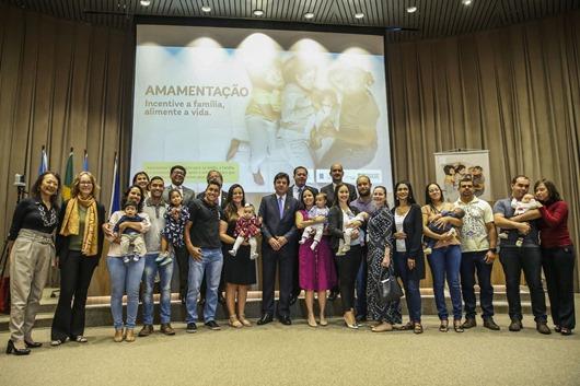 Campanha de amamentação materna_Agência Brasil