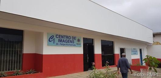 Centro de Imagem Dr. Filipe Kumamoto-Foto da PMPI