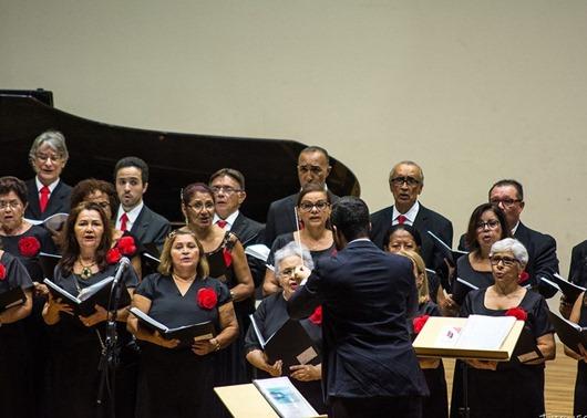 Coro Sinfônico da Paraíba_Secom-PB