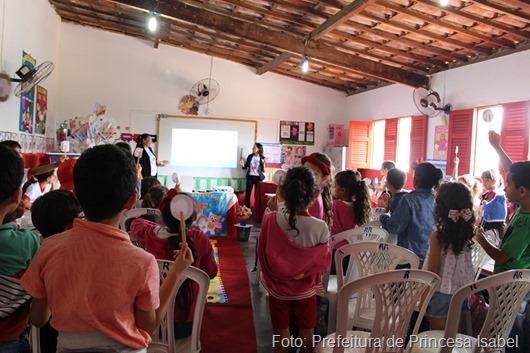 Educação-Prefeitura de Princesa Isabel