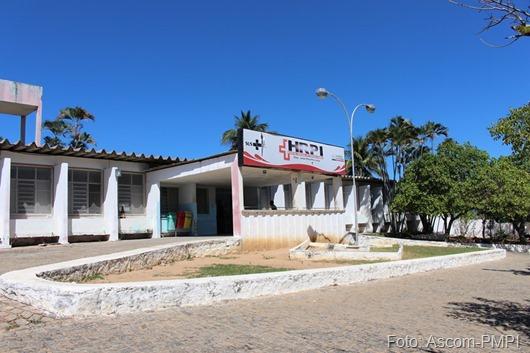 Hospital Regional de Princesa Isabel-Foto da Ascom-PMPI