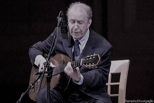 João Gilberto-Foto da Agência Senado