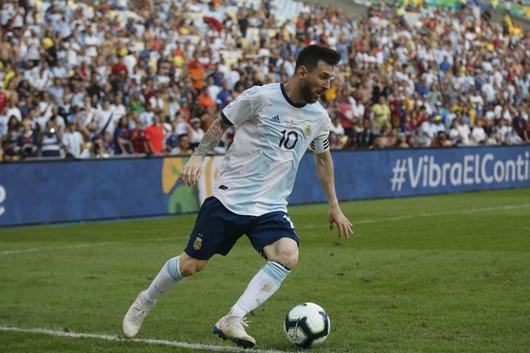 Messi-Agência Brasil