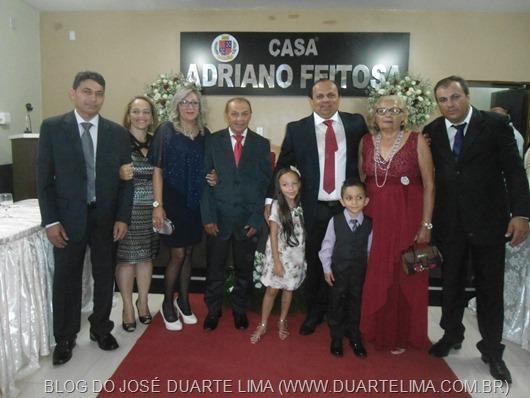 Neco & família