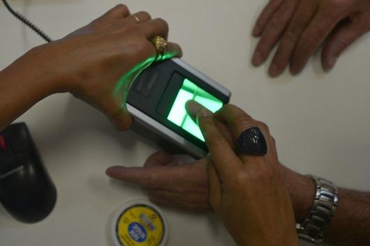 biometria-Arquivo Agência Brasil