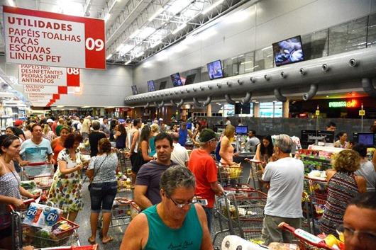 comércio varejista-Agência Brasil