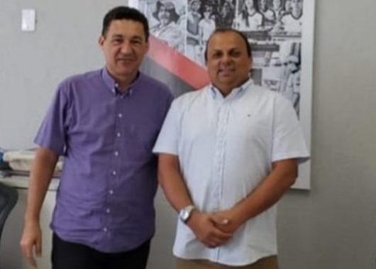 Aléssio Trindade e Ricardo Pereira