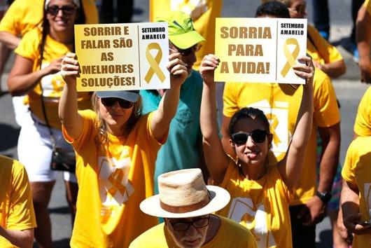 Campanha Setembro Amarelo-Arquivo Agência Brasil