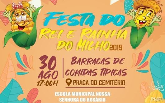 Escola Municipal Nossa Senhora do Rosário-PMPI