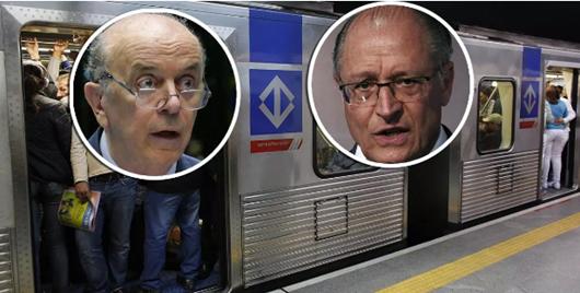 Ex-diretor do Metrô denuncia esquema de propina nas gestões Alckmin e Serra