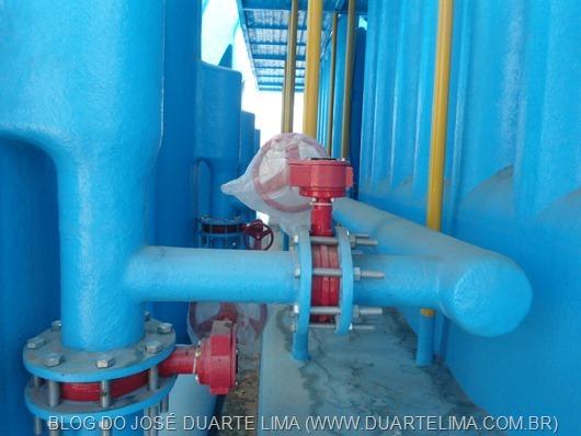 Nova Estação de Tratamento de Água-Cagepa em Princesa Isabel