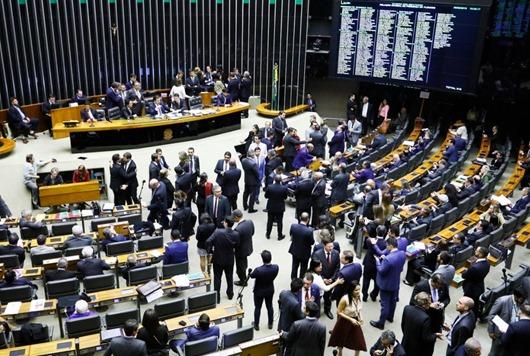 Plenário_Câmara dos Deputados