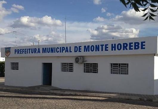 Prefeitura de Monte Horebe-Reprodução