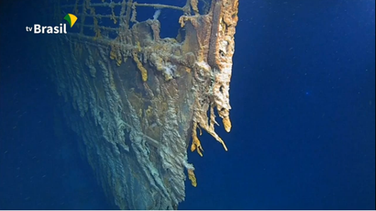 Titanic-TV Brasil