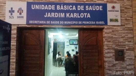 UBS Jardim Karlota-Prefeitura de Princesa Isabel