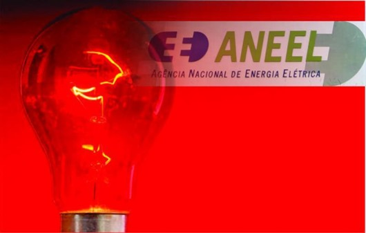 bandeira tarifária vermelha-Aneel-Imagem da Internet