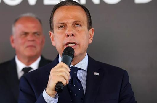doria-Foto do Governo de São Paulo